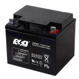 12v40AH Long time backup lead acid battery
