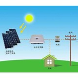 High efficiency 1KW off grid solar system home use system