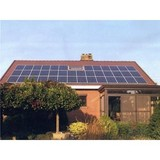 off grid home solar electricity generation system with solar energy 6000w