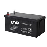 ESG UPS MAINTENACE FREE BATTERY12V220AH for solar system OR LIGHTING
