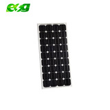 360W high Effciency 156 * 156MM Photovoltaic Monocrystalline Silicon Solar Cell 6*12 For Solar Panel