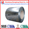 0.12-0.8mm Cold Rolled Galvanized Steel Coil for Building Material