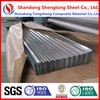 Metal Roofing Sheet Hot DIP Galvanized Zinc Coated Corrugated Steel Sheet