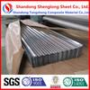 Metal Roofing Sheet Hot DIP Galvanized Zinc Coated Corrugated Steel Sheet
