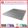 Building Material 0.12mm-0.8mm Corrugated Cold Rolled Hot Dipped Zinc Galvanized Steel Sheet