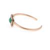 2019 New Style Bangle Cuff HC06-10886  New Style Bangle Cuff, Metal Bangle Cuff, Turquoise Bracelet