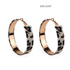Hoop E06-26105  fashion hoop earrings  fashion stud earrings