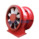 Optimization Design of Axial Flow Fan Used for Mining Local-Ventilation