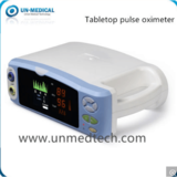 Rechargeable Battery Desktop Pulse Oximetry with Temperature
