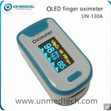 Un-Medical 130A Factory Price OLED Medical Portable Fingertip Pulse Oximeter