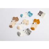New Children's Socks, Mesh, Matsutake Children's Socks, Boat Socks, Pure Cotton, Summer Thin Cotton, Wholesale Cotton Socks