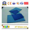 4mm 5mm 8mm 10mm Tinted float glass color glass used for building Curtain wall