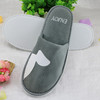 disposbale velour slipper gift slipper