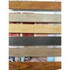 Embossing surface HDF laminate flooring U Groove ,best price laminate flooring