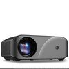 inProxima F10 Portable Projector with WHD/1280x720P LCD panel, brand mini led projector new 2019 design by Adapter 19V/4A