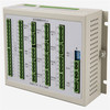 DC system complex information data logger detect 2 group of batteries and charging rectifiers RTU remote terminal unit detector