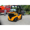 Gas Powered Forklifts