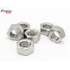 Wholesales Factory M16/18/20/22 Hexagon Nuts Metric Thread Suit For Screw Bolts Zinc Plated Carbon Steel DIN934 ISO4032
