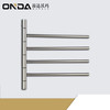 SAA rotatable stainless steel towel warmer