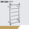 wallmouted heated towel rack