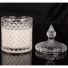 European SPA Natural Scented Soy Wax Glass Jar Candles