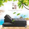 Intelligent electric lift massage mattress, simmons latex mattress