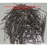 cold draw hook end steel fiber