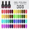 RONIKI Gel Nail Polish       Custom New Bottles Colors      Gel Polish Wholesale    Nail Painting Color Gel