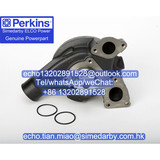 U5MW0157 U5MW0160 U5MW0180 U5MW0108 Perkins Water Pump/genuine original engine parts