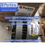 2871A142 2871A141 2871A165 Perkins Alternator /Genuine origina engine parts