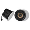 IP speaker IP Network PoE Ceiling Speaker IP Poe Powered Ceiling Speaker for Public Address System