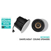 IP Based Public Address Ceiling speaker IP speaker (IP Network ceiling speaker) IP POE Ceiling Speaker