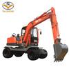 XMJS Wheel excavator 775-8