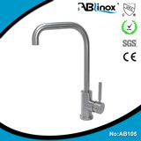 304 Stainless Steel kitchen tap, water faucet