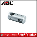 high quality 304 stainless steel casting handrail bar fitting