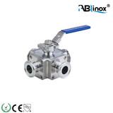 Stainless steel customize investment precision  casting Valve