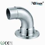 Stainless Steel Handrail Tube Solid Cover for 38.1mm elbow