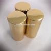 Golden perfume bottle cap beauty packing