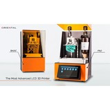 High Resolution LCD Resin 3D Printer with 4K Panel