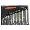 Double Offset Ring Wrench Set