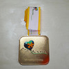Metal Medals Custom Souvenir Decoration Metch Gift Cheap Challenge Sports Medal