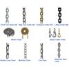 G30,G43,G70 G80 Chains,Binder chains,Safety Trailer Chains,Clevis & Eye Hooks,etc