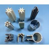 Plastic Pipe  PP Plastic Extrusion Profile  Customized Plastic Products