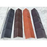 The Plastic Slate For Roof Tile/ Roof Plastic Slate  Roof Plastic Ridge Factory  Roof Tile Plastic Ridge
