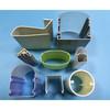 Plastic Extrusion  extrusion plastic profile   custom PE Plastic Extrusion Profile supplier