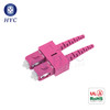 SC Simplex Duplex Connector SM MM SC Fiber Optic Connectors