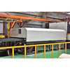 Stainless steel plate cleaning and drying machine
