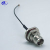 TNC Female connector to IPEX for 50ohm micro-coaxial cable