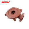 Gray Iron ductile iron sand casting parts with sand blasting treated