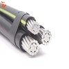 hot sale 0.6/1KV overhead  XLPE/PE insulated ABC cable